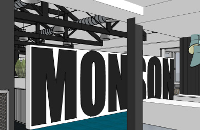 Fitouts Concept For Monson