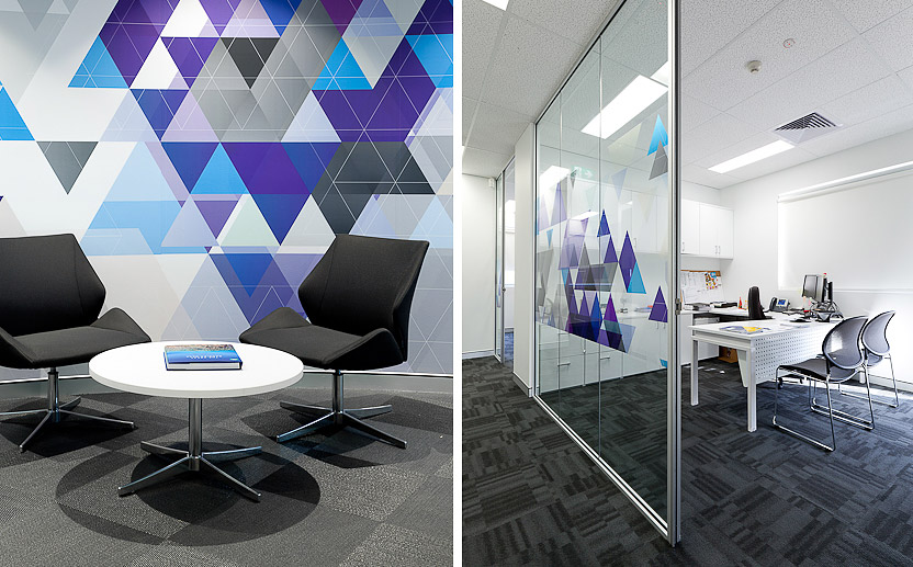 AEGIS Media - Office Fitout - By Habitat 1