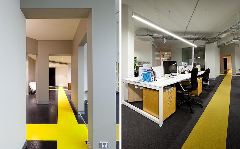 Gatecrasher - Office Fitout - By Habitat 1