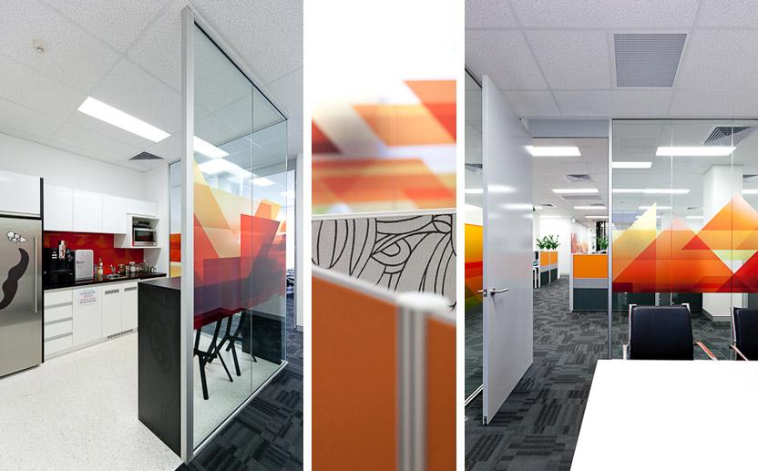 AEGIS Media - Office Fitout - By Habitat 1