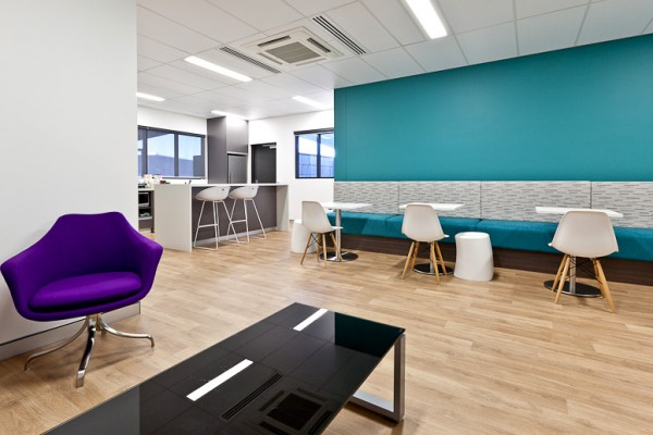 Sadleirs - Office Fitout - By Habitat 1