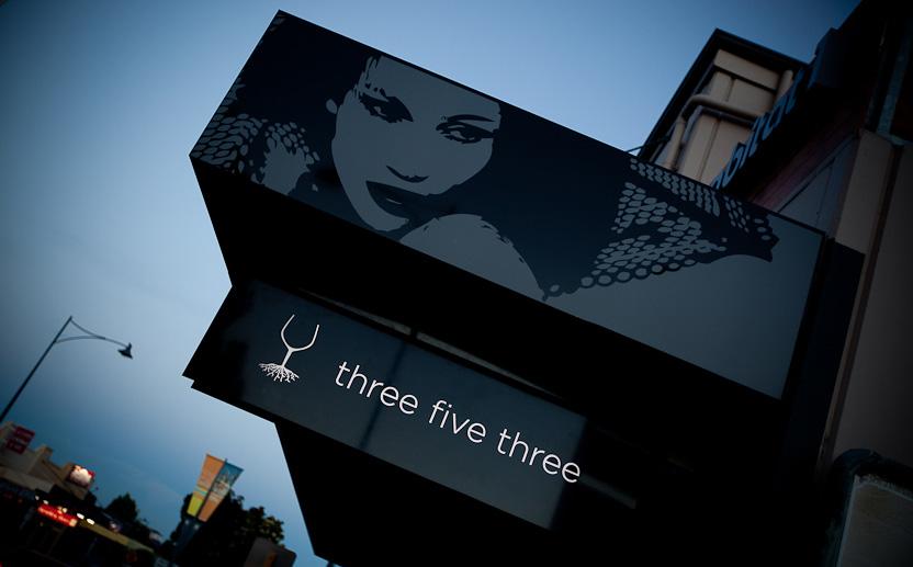 Three Five Three - Hospitality Fitout - By Habitat 1