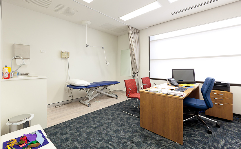 Anne Halbert - Medical Fitout - By Habitat 1