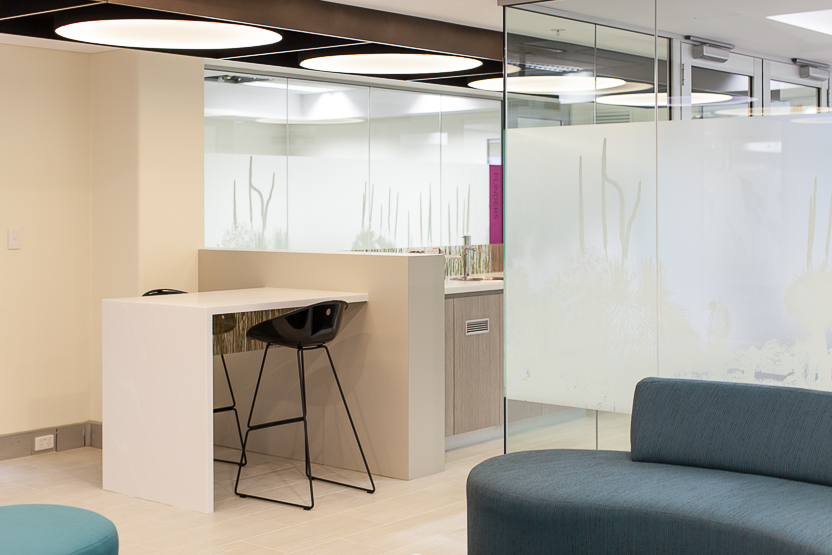 Software Company - Office Fitout - By Habitat 1