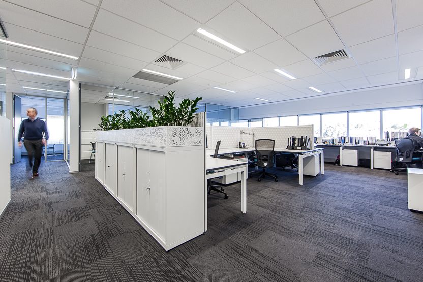 BMT Group - Office Fitout - By Habitat 1