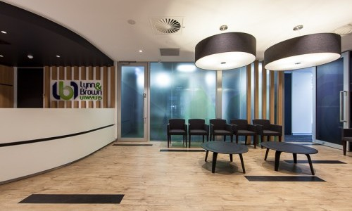 Lynn & Brown Lawyers - Office Fitout - By Habitat 1