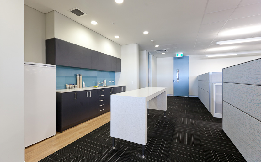 WesTrac - Office and Retail Fitout - By Habitat 1