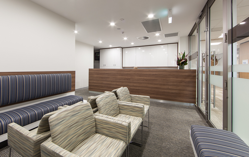 Wexford Medical Centre - Medical Fitout - By Habitat 1