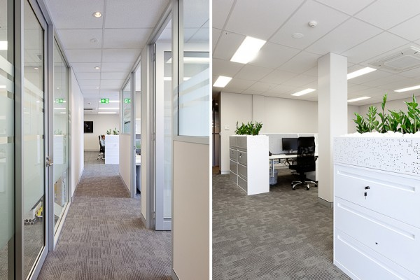 Cicero - Office Fitout - By Habitat 1