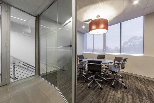 HSU WA - Office Fitout - by Habitat 1