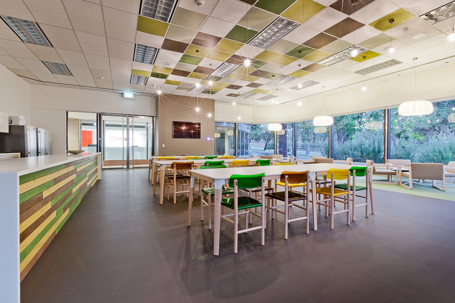 Outotec - Office Fitout - by Habitat 1
