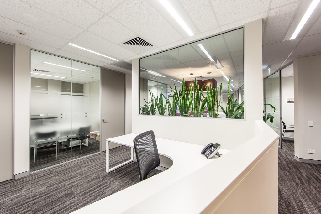Office Fitout_Perth_Melbourne_8 Coolgardie Terrace Perth WA_HSU