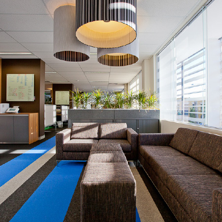 Hayes Knight - Office Fitout - by Habitat 1