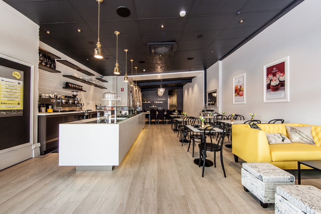 Hospitality Fitout Perth Melbourne 147 Scarborough Beach Rd Mount Hawthorn Bites By