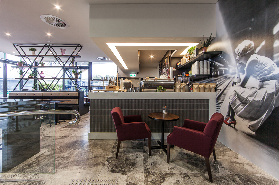 Hospitality Fitout Perth Melbourne 156 Railway Parade West Leederville Tracks Cafe