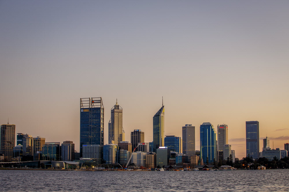 Perth Office Vacancy Edges Higher