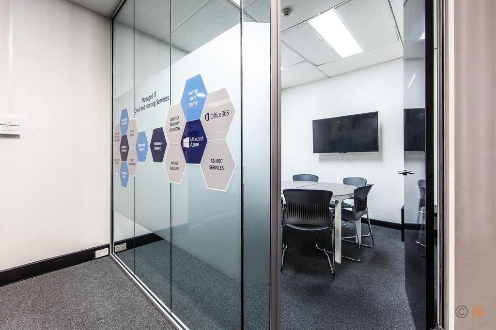 iQuest Office Fitout Perth